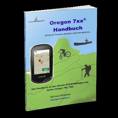 Oregon 700 750 Handbuch Anleitung
