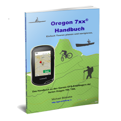 Leseprobe Oregon 700 750 Handbuch Anleitung