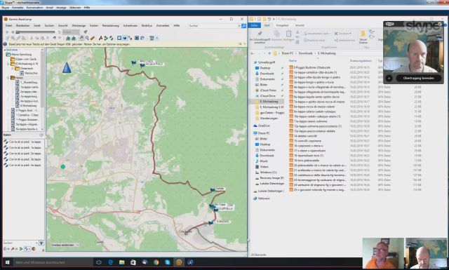GPS BaseCamp Nachhilfe